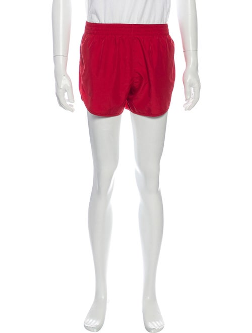 Dior Homme Swim Trunks Red