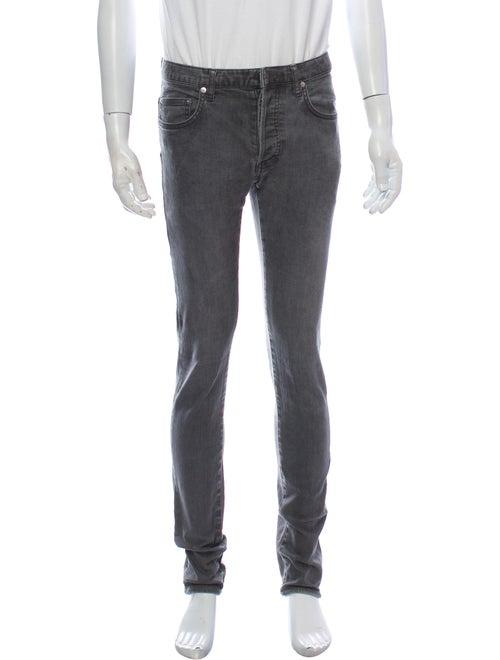 Dior Homme Dior Dart Skinny Jeans Grey