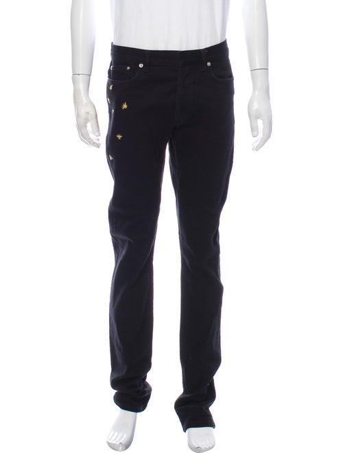 Dior Homme 2018 Skinny Jeans Black