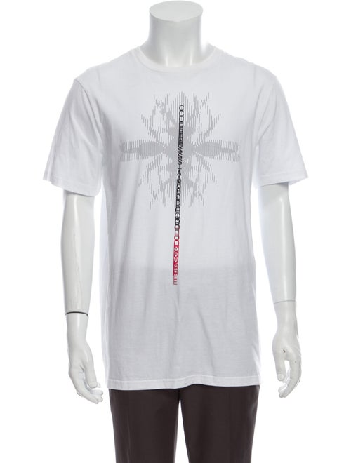 Dior Homme Graphic Printed T-Shirt Graphic Print T