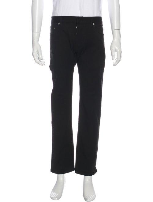 Dior Homme Straight-Leg Jeans Black