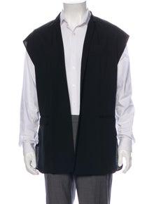 Dior Homme 2011 Wool Vest