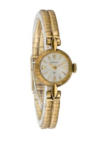 Hamilton 18K Dress Watch