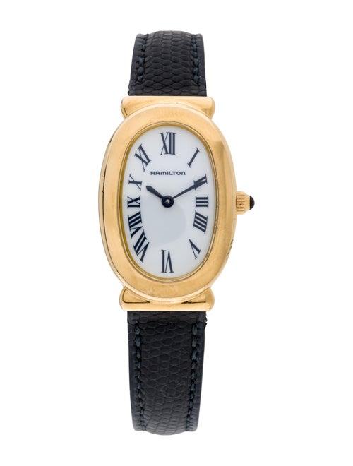 Hamilton Classic Watch Yellow