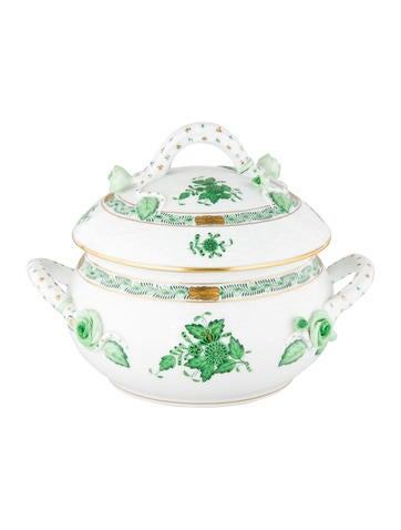 Herend Chinese Bouquet Tureen None