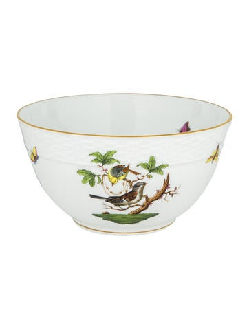 Herend Rothschild Bird Bowl None