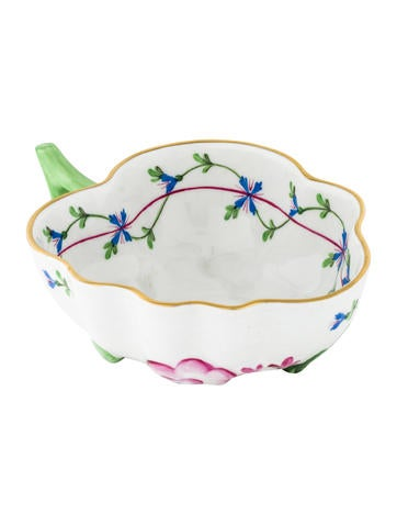 Herend Apple Porcelain Tray None