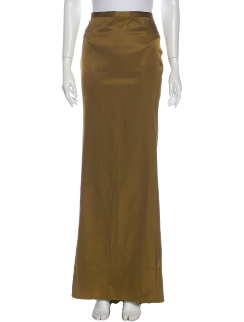 Hensely Long Skirt w/ Tags Brown