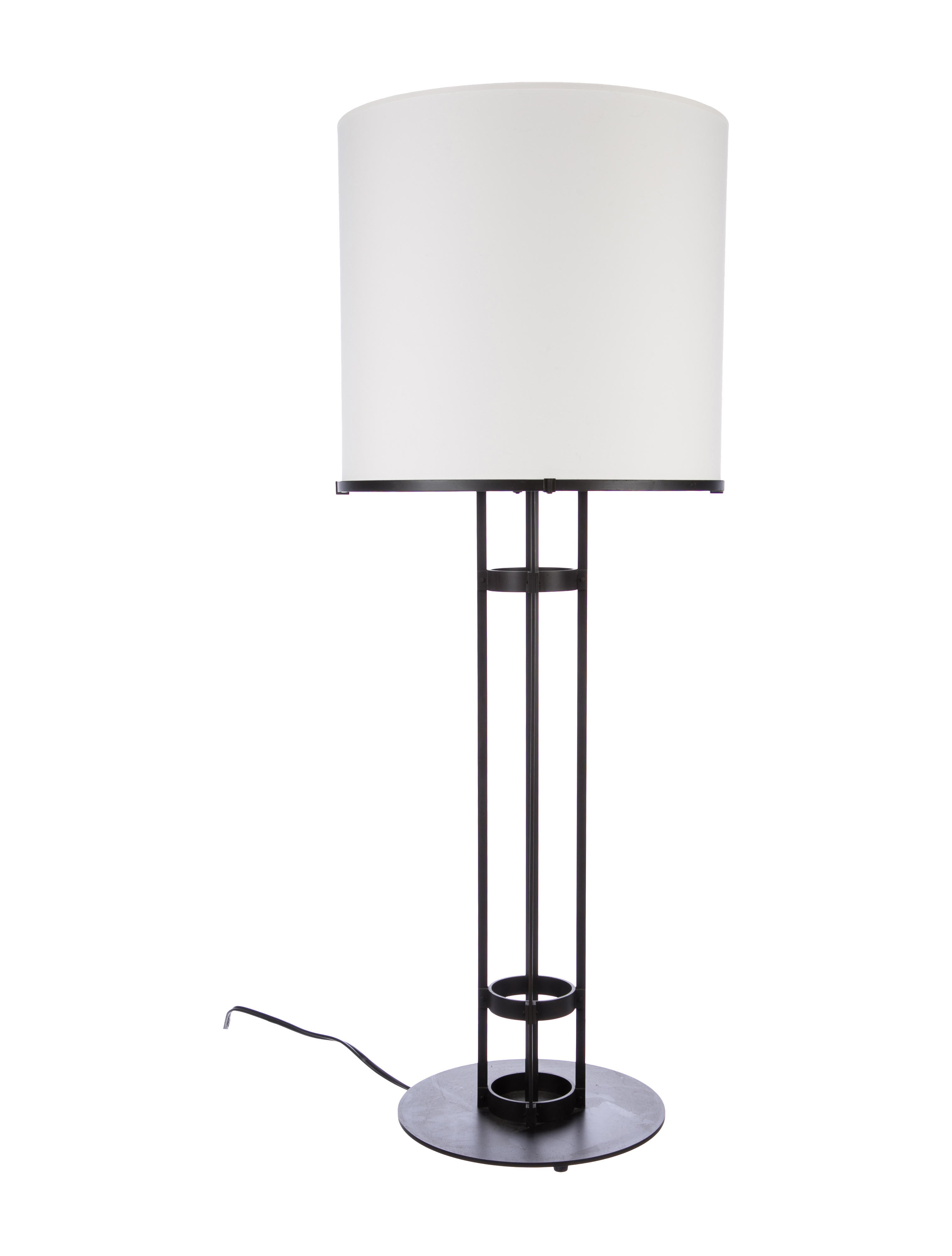 Set Of Two Table Lamps Holly Hunt Set Of Two Solis Betancourt Armature Table Lamps