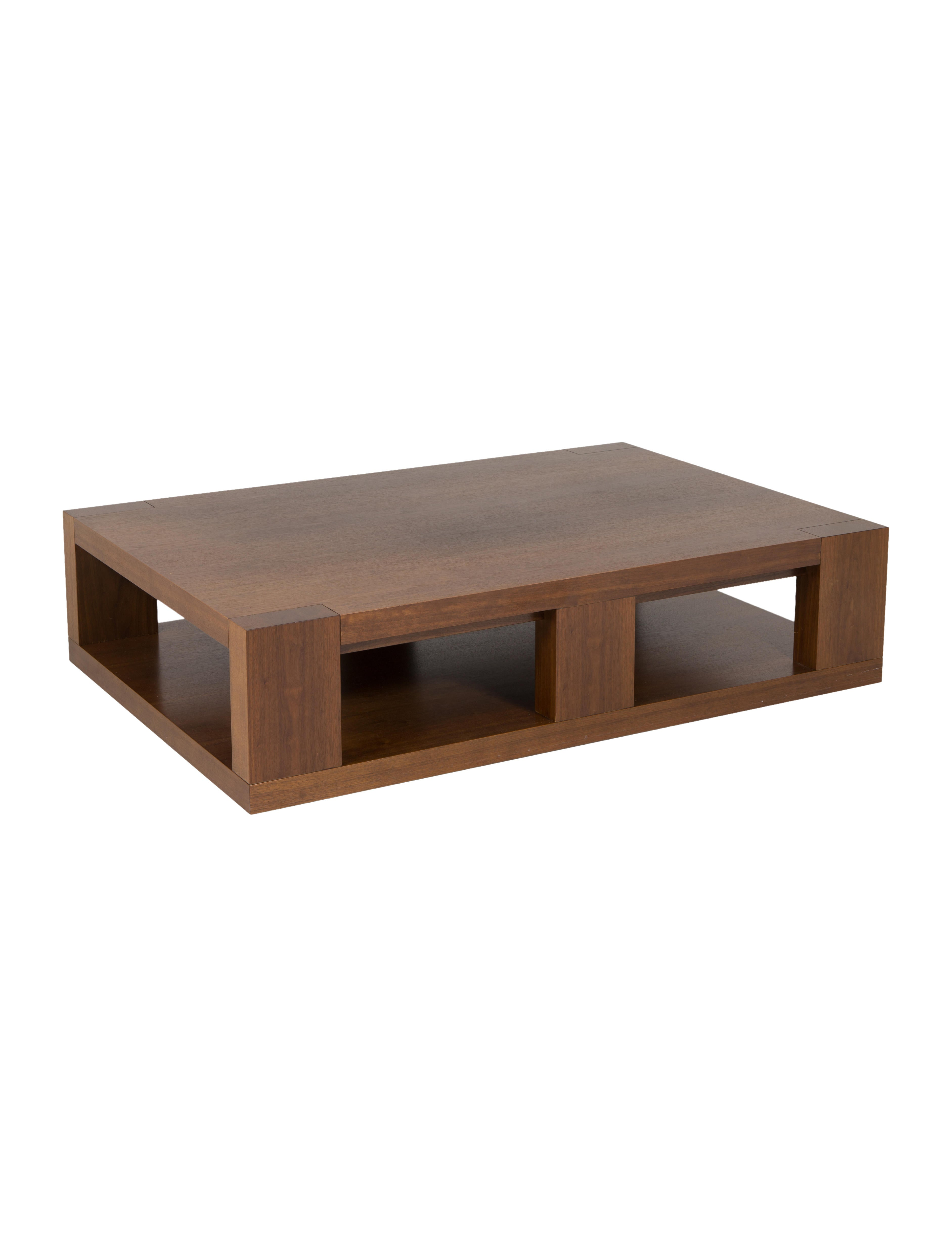 Christian Liaigre Coffee Table # Muebles Holly Hunt