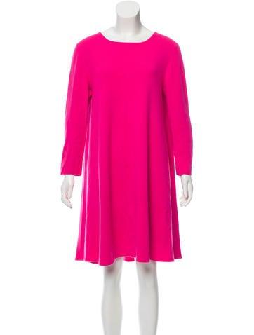 Honor Cashmere Sweater Dress None
