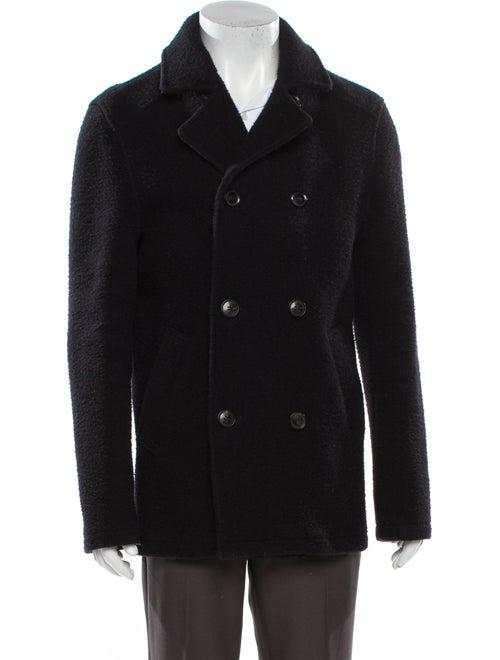 Hardy Amies Coat Black