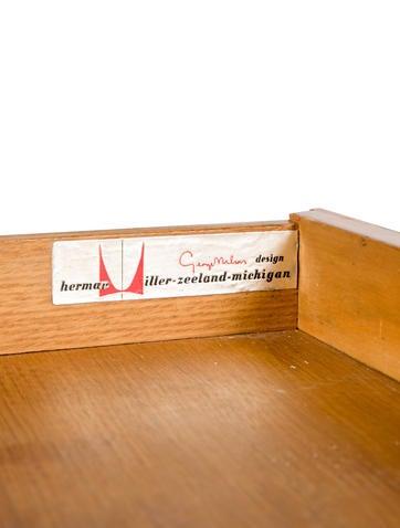 Vintage Executive Desk