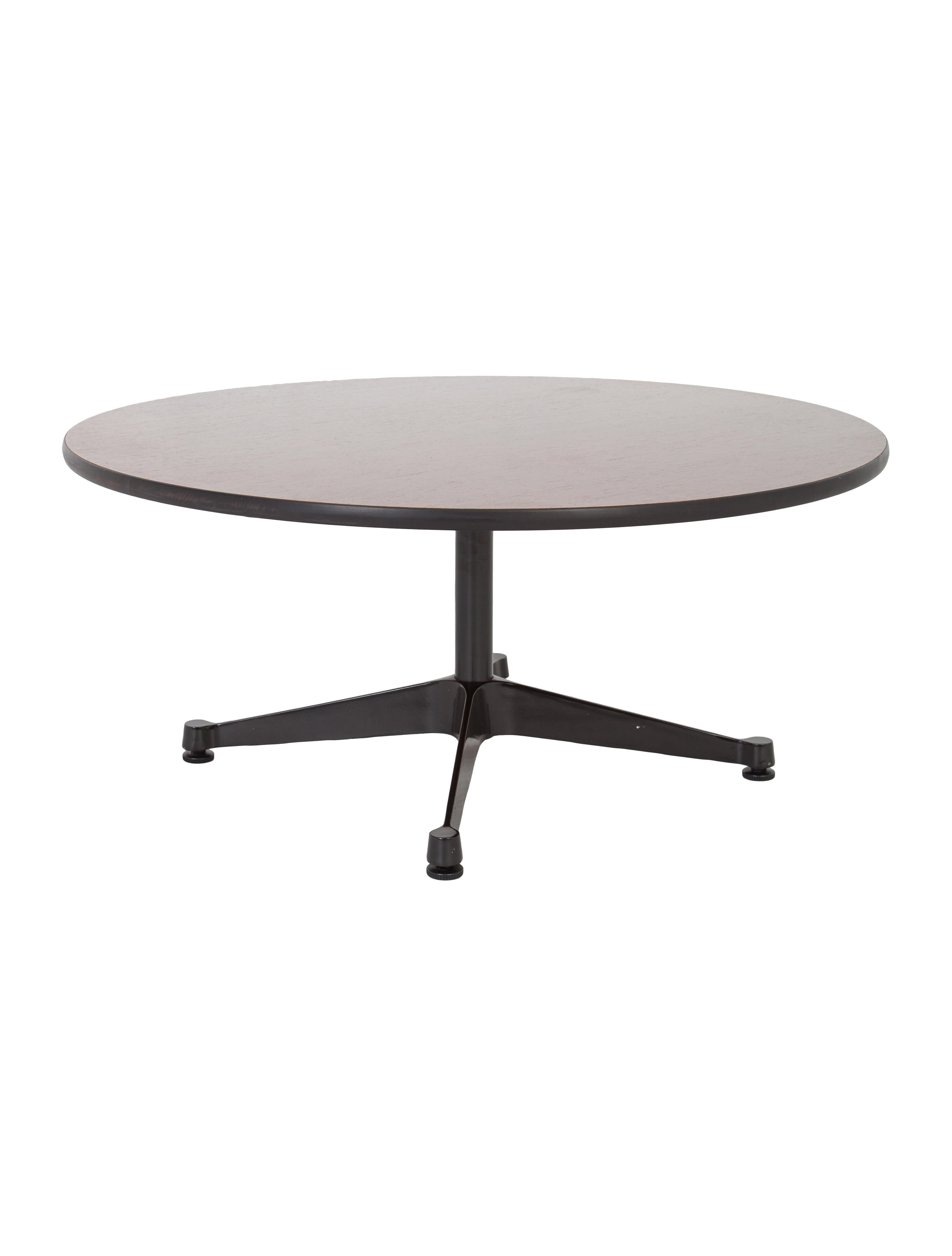 herman miller eames coffee table furniture hrmil20057. Black Bedroom Furniture Sets. Home Design Ideas