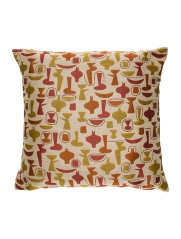 Herman Miller Maraham Eames Throw Pillow None