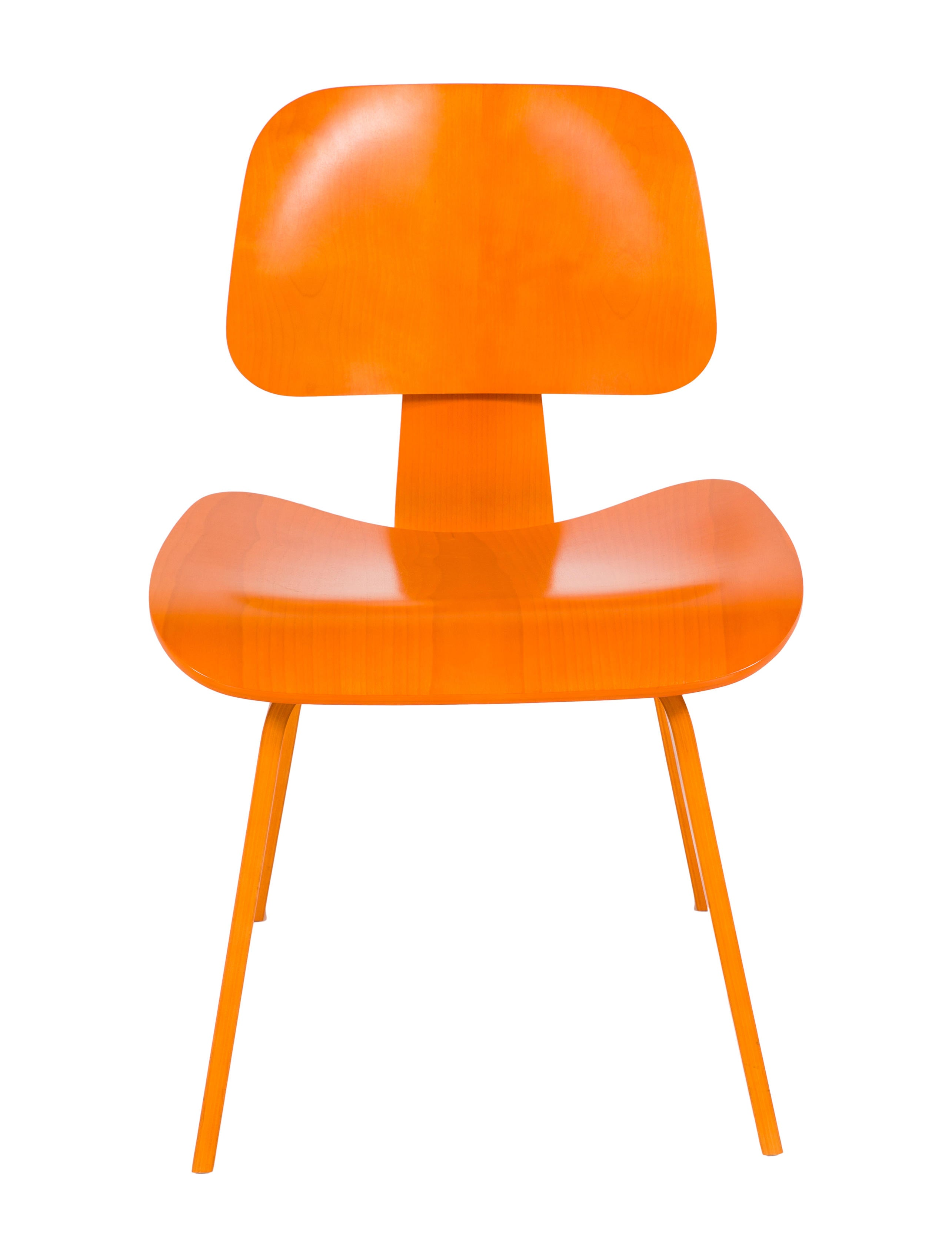 Herman Miller Eames Dcw Molded Plywood Chairs Furniture