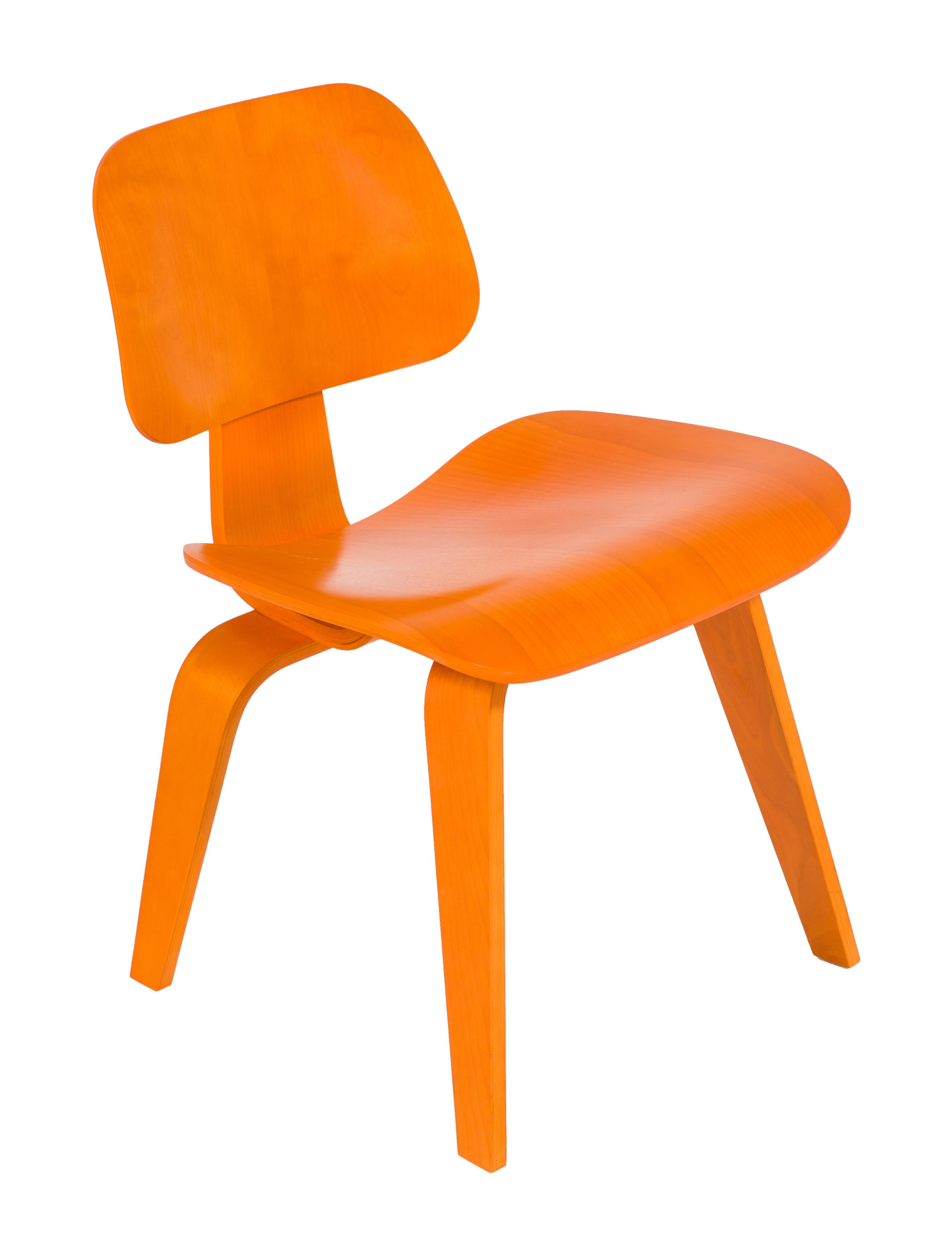Eames DCW Molded Plywood Chair