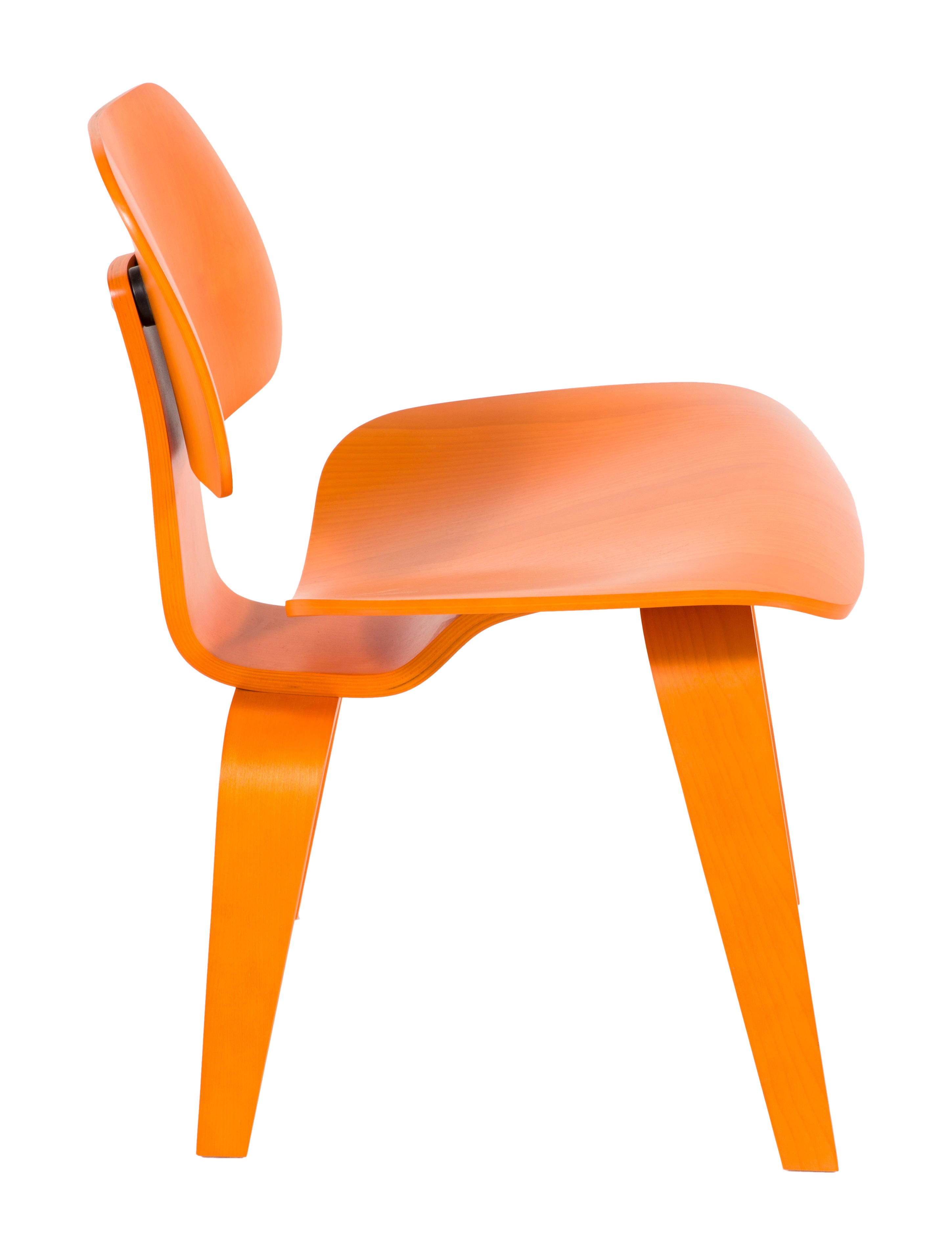 Herman Miller Eames Dcw Molded Plywood Chair Furniture