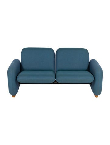 Herman Miller Ray Wilkes Chicklet Sofa None