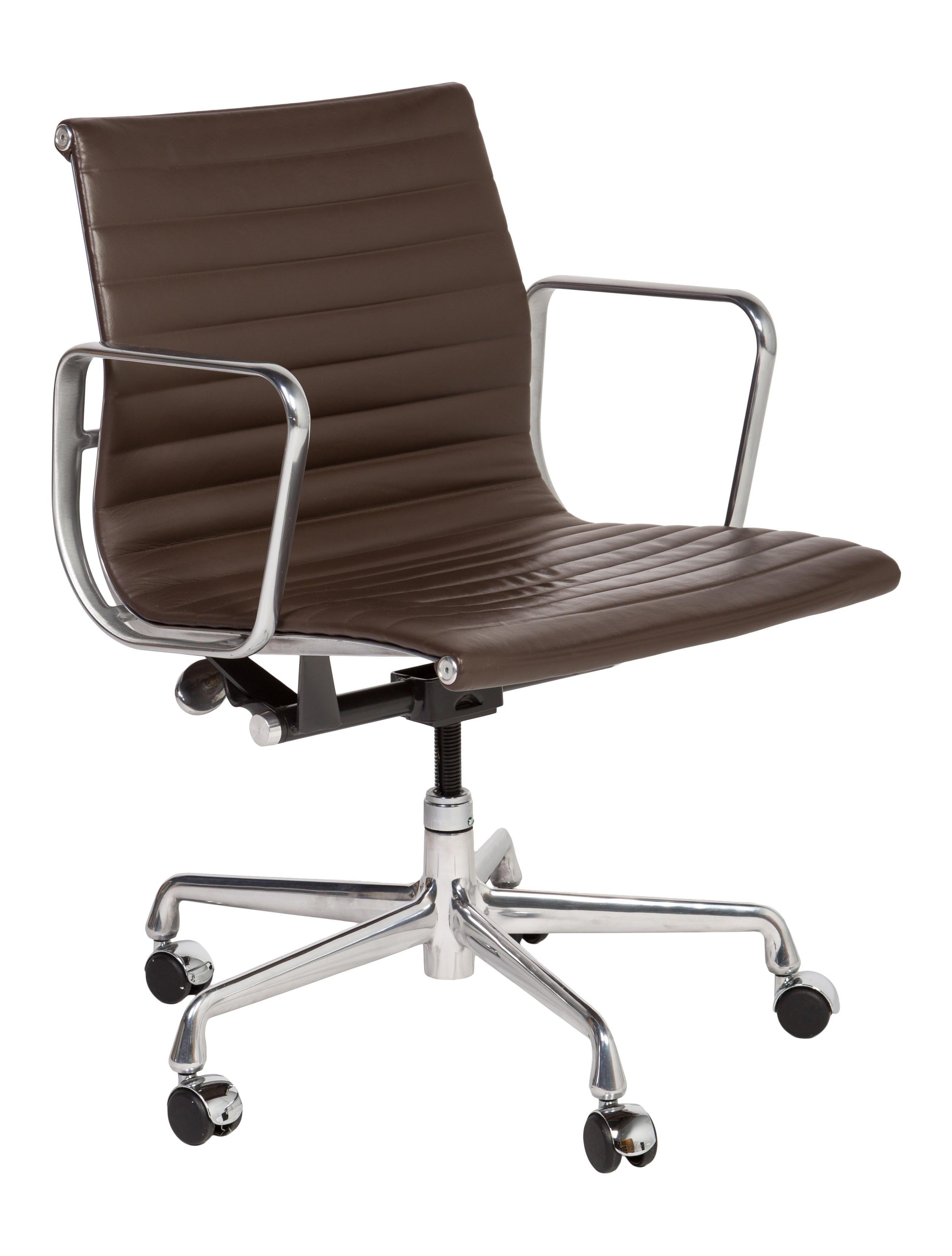 herman miller eames management desk chair furniture. Black Bedroom Furniture Sets. Home Design Ideas