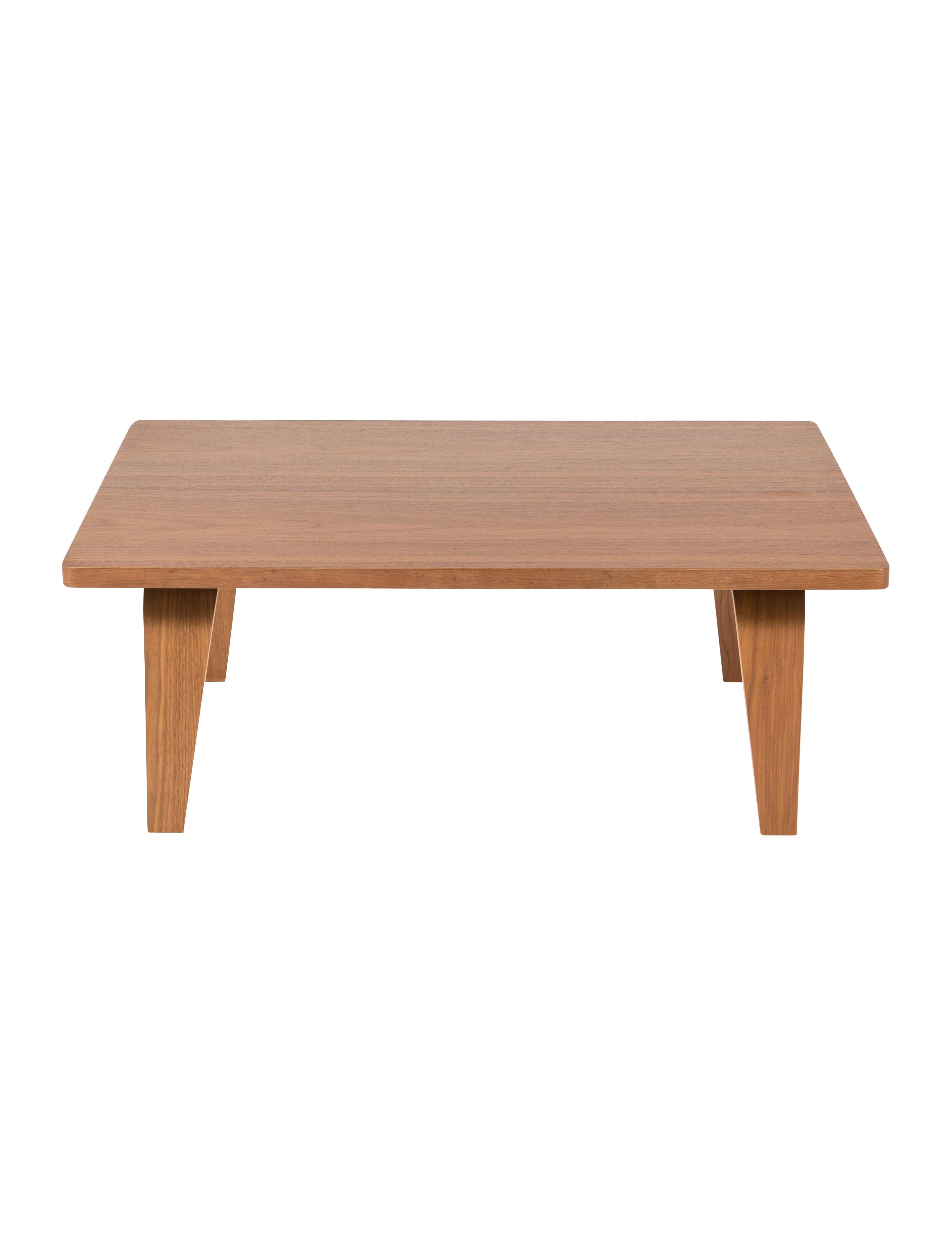 Herman Miller Eames Rectangular Coffee Table Furniture