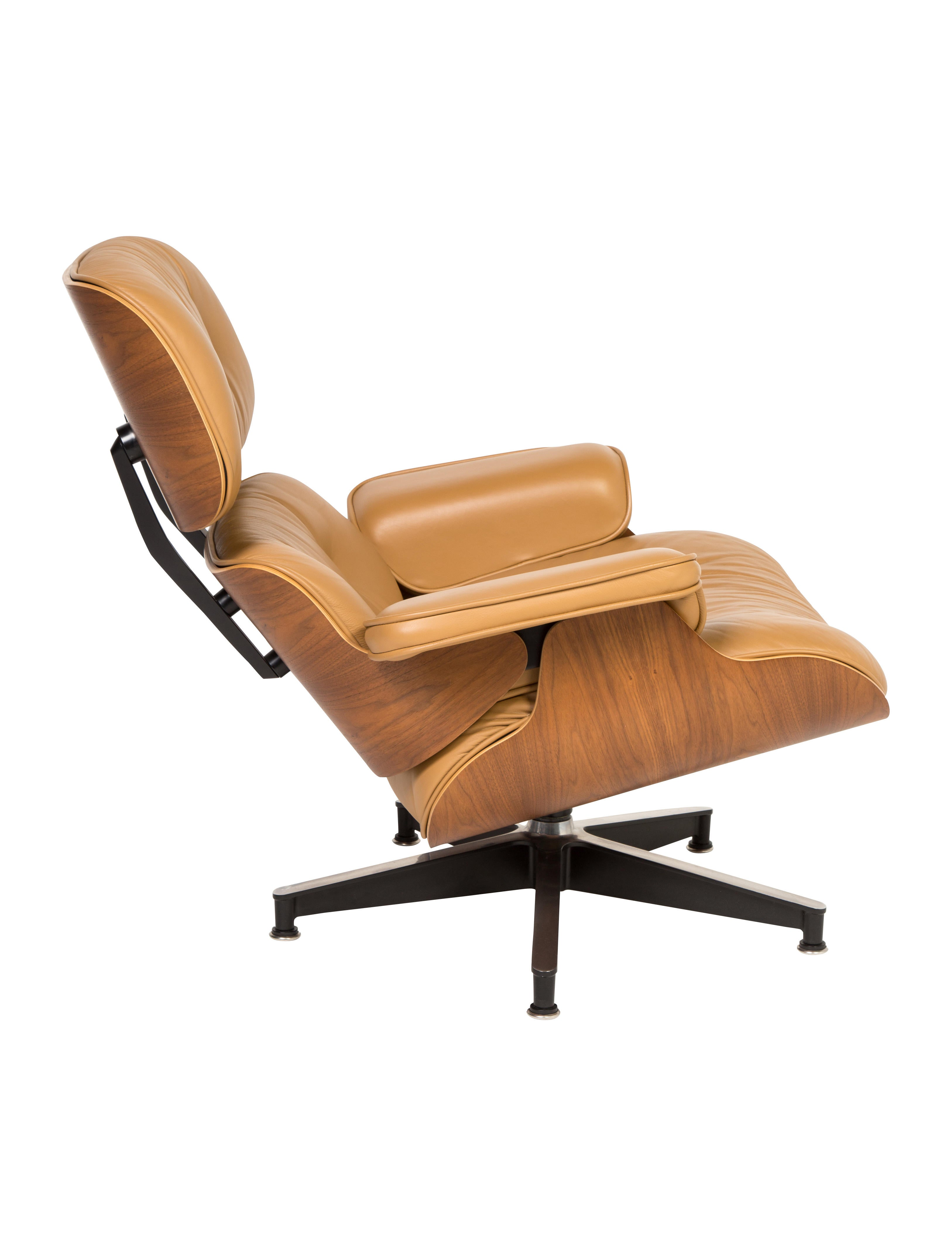 Herman miller eames lounge chair furniture hrmil20146 for Eames lounge sessel nachbau
