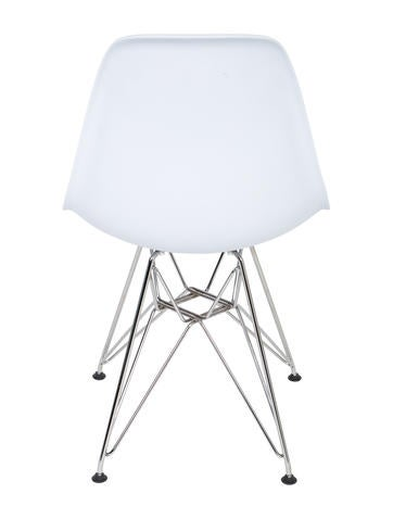 Set Of 4 Eames Eiffel Side Chairs