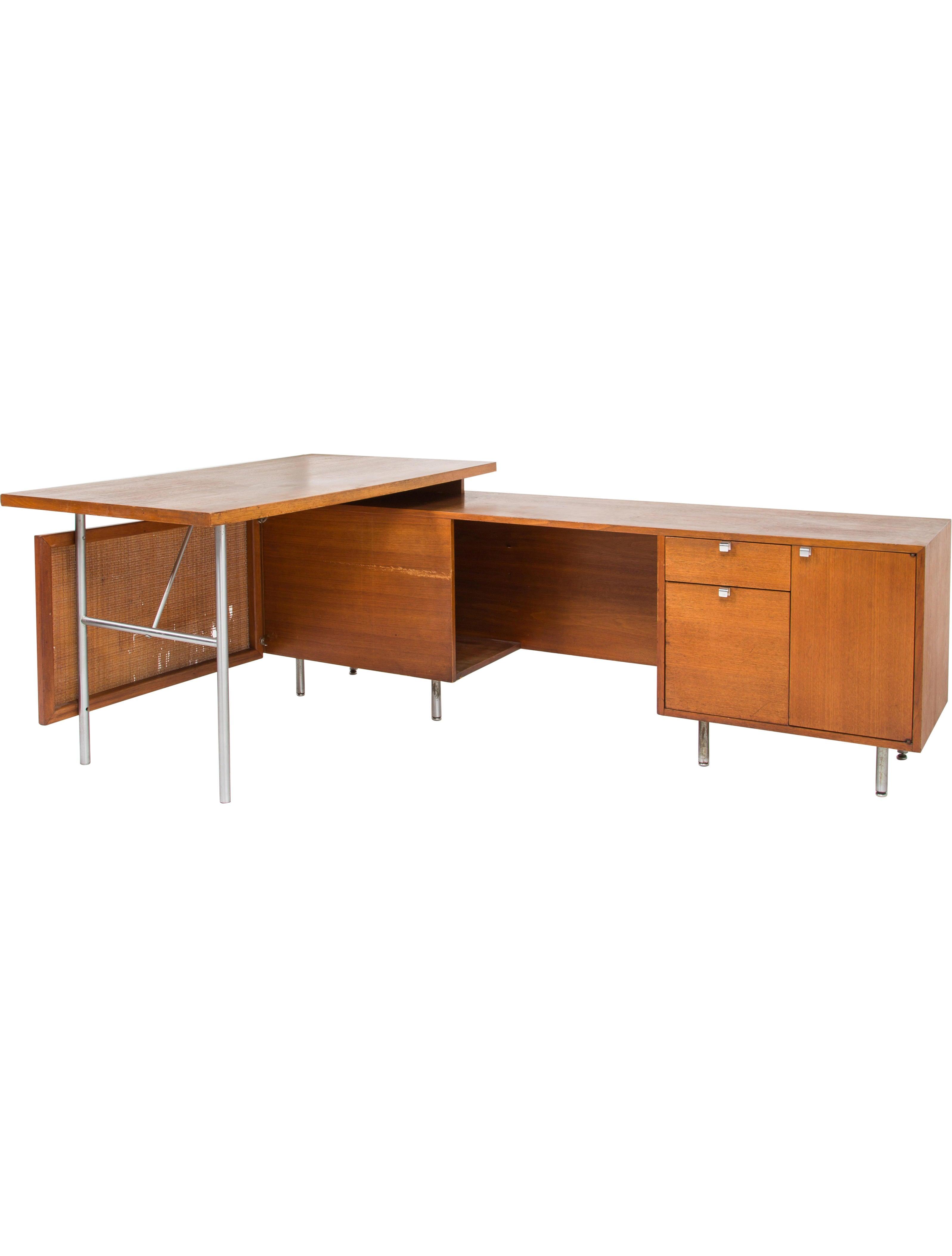 George Nelson Executive Desk