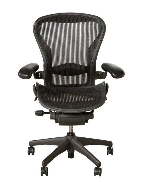 Magnificent Herman Miller Aeron Desk Chair Furniture Hrmil20475 Forskolin Free Trial Chair Design Images Forskolin Free Trialorg