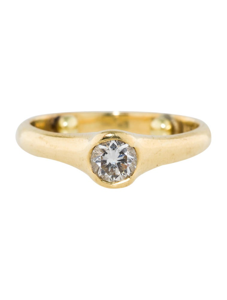 H. Stern Diamond Ring - Rings - HST20008   The RealReal