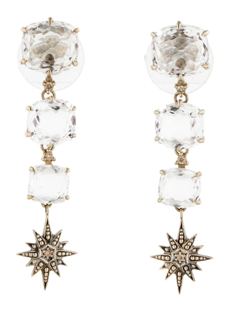 hstern earrings h moonlight earrings earrings hst20036 6048