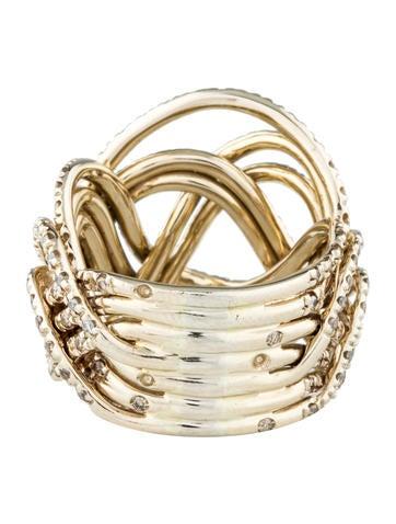 Zephyr Diamond Ring
