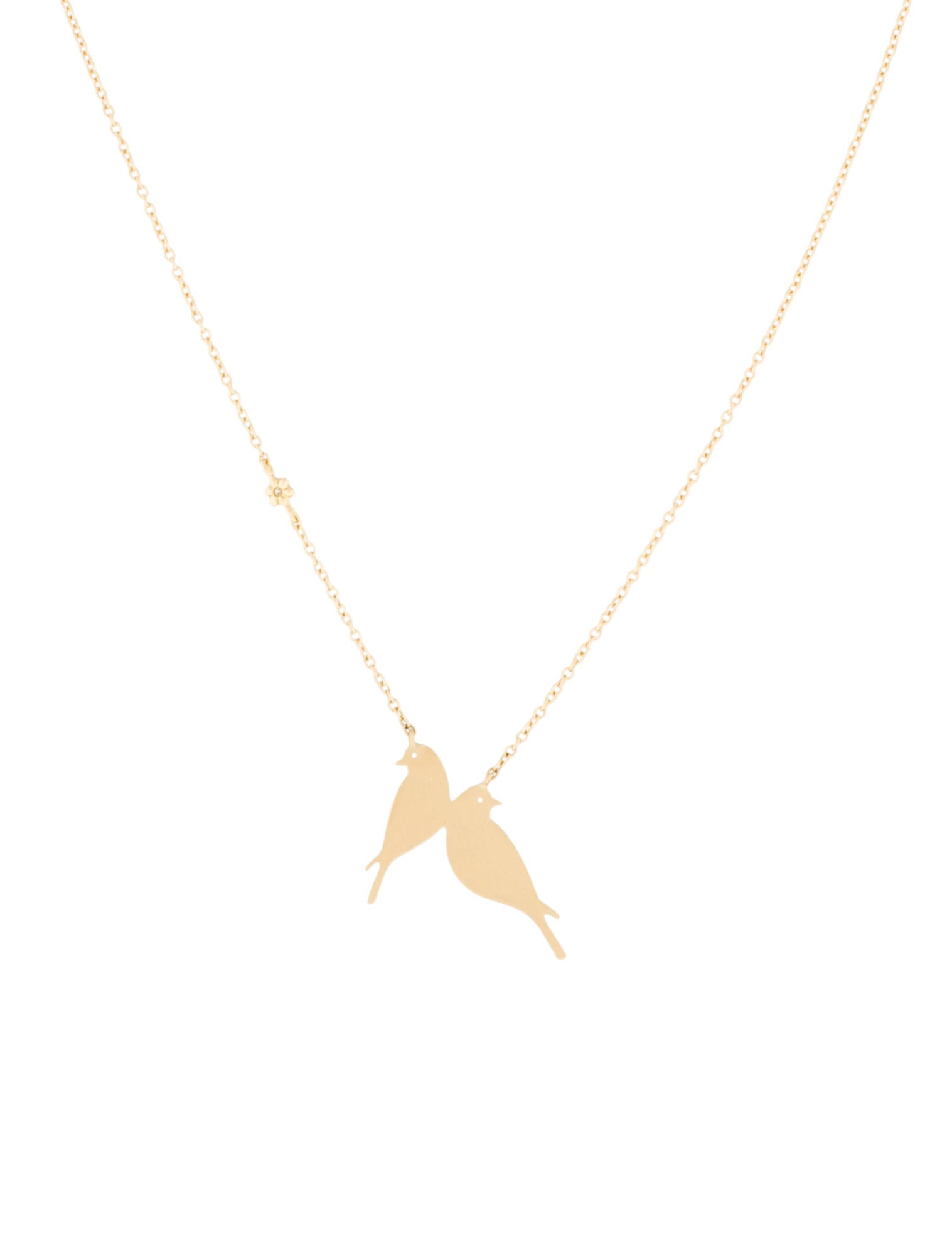 love necklace plana shop bird vanessa