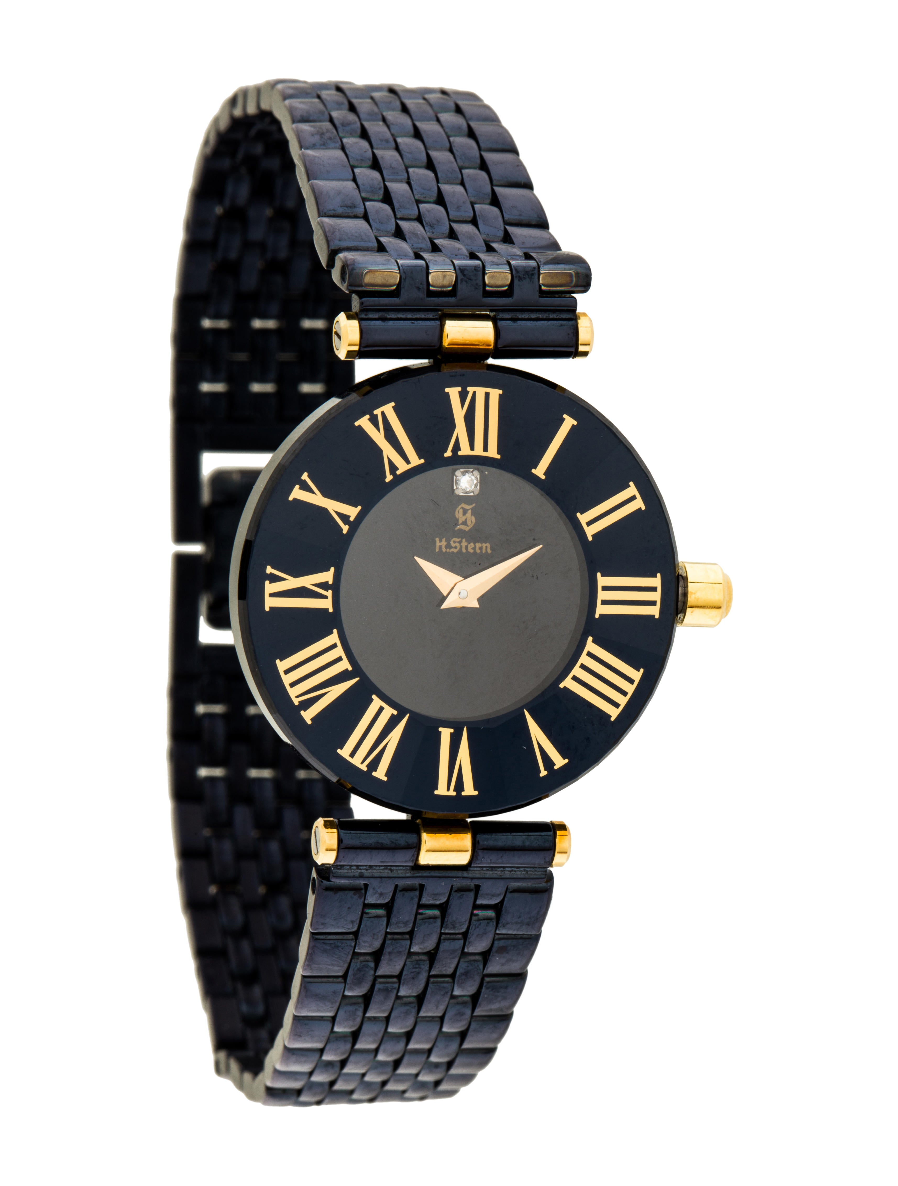 3073f53e5 H.Stern Sapphire Collection Watch - Bracelet - HST20440 | The RealReal