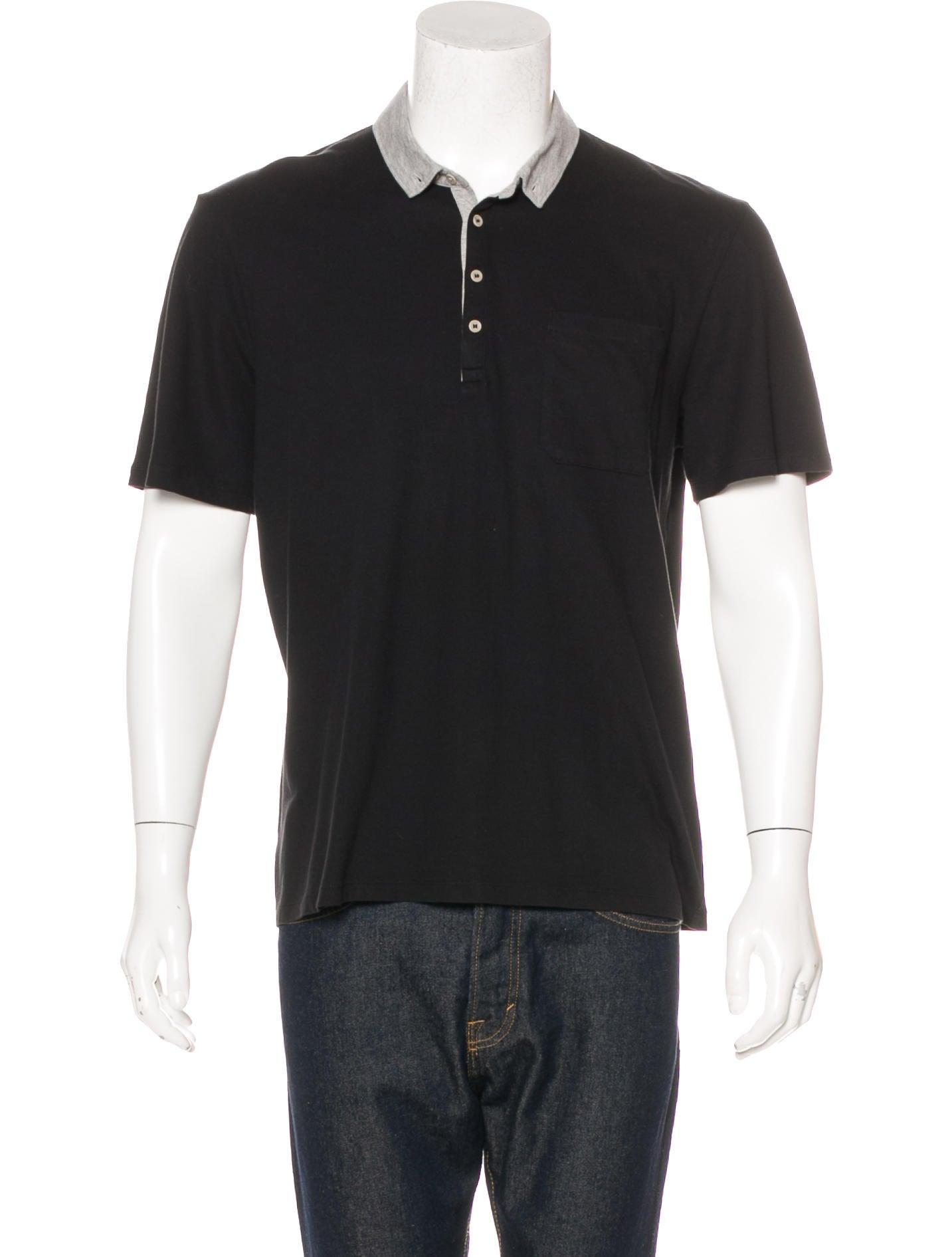 Hugo boss polo shirt clothing hug20143 the realreal for Hugo boss shirt dress