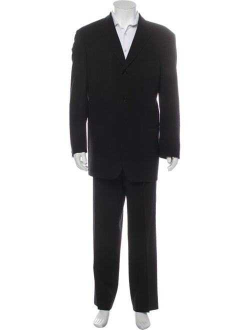 Hugo Boss Virgin Wool Two-Piece Suit Wool