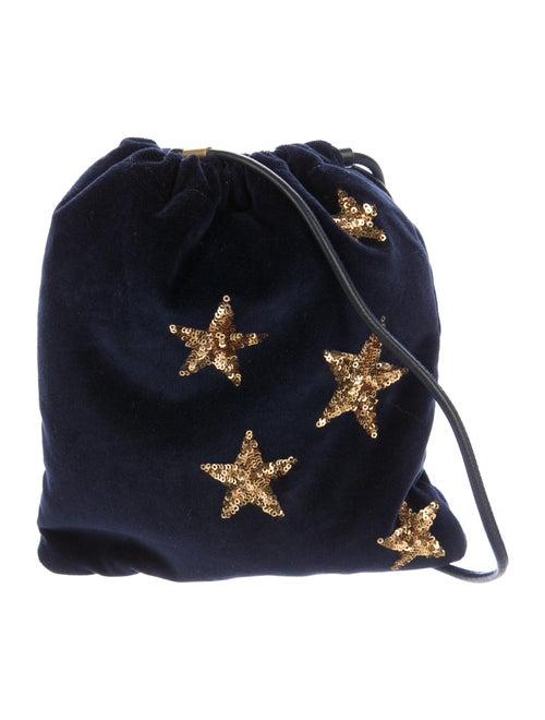 India Hicks Pocketful Of Stars Crossbody Blue