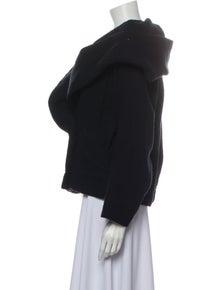 Issey Miyake Plantation Wool Jacket