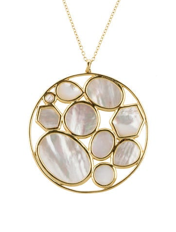 Rock Candy Kaleidoscope Necklace