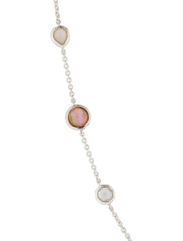 Rock Candy Mini Gelato Short Station Necklace