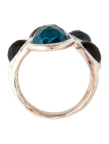 Wonderland 5-Stone Ring