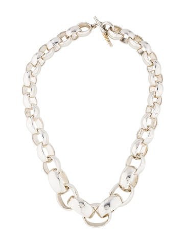 ippolita large link necklace necklaces ipp24783 the