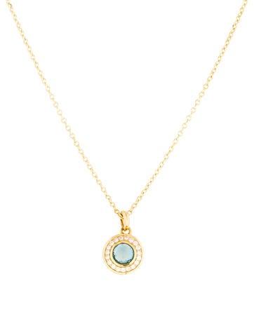 Ippolita 18K Lollipop Mini Pendant Necklace