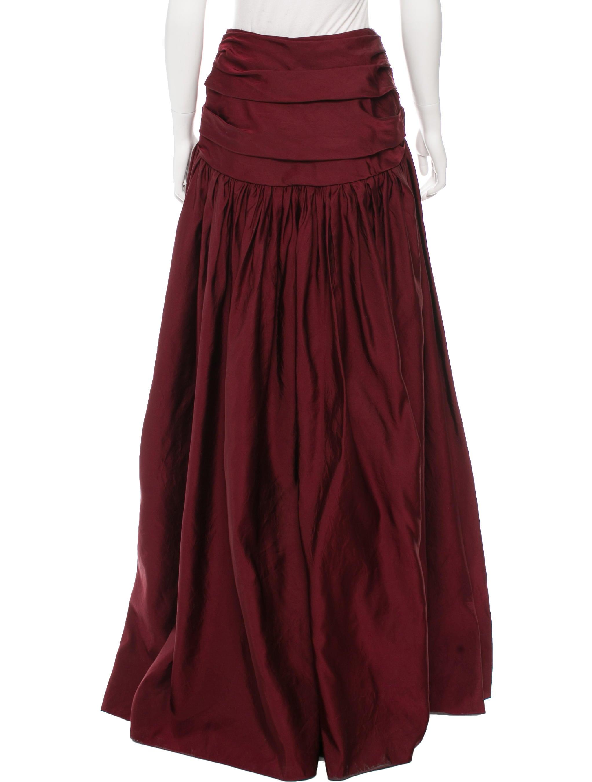 Tie Front Skirt 62