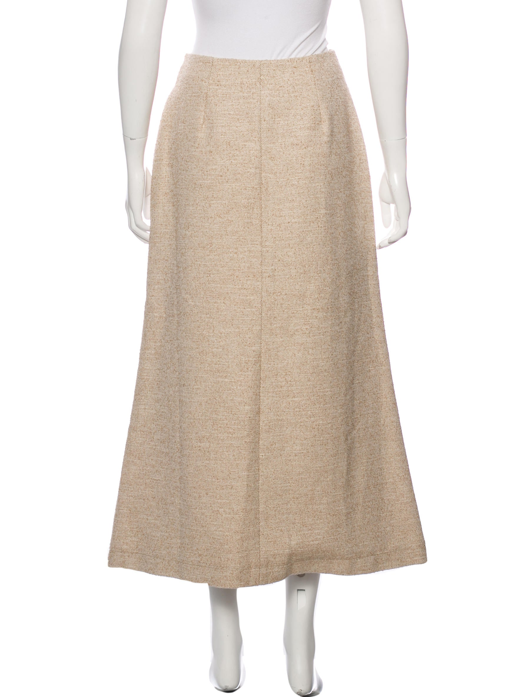 rosie assoulin tweed midi skirt w tags skirts