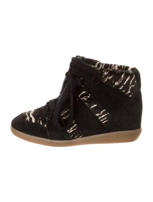Isabel Marant wedge Wedge Sneakers Black