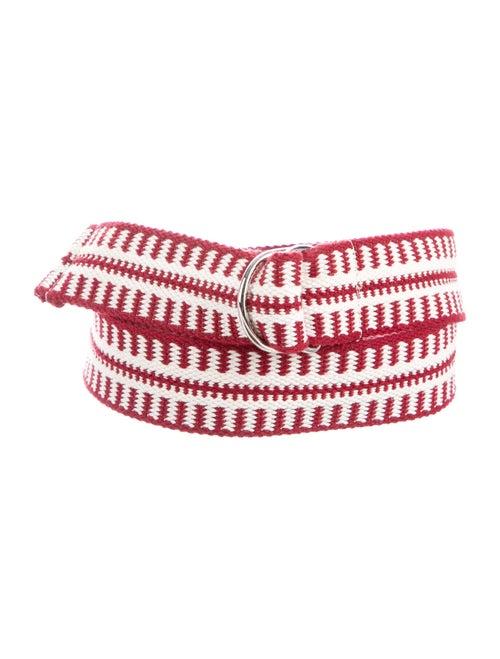 Isabel Marant Belt Red