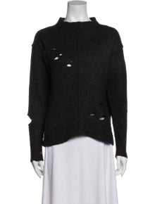 Isabel Marant Mock Neck Sweater