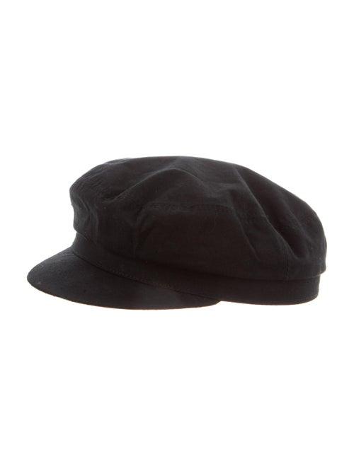 Isabel Marant Newsboy Hat Black - image 1