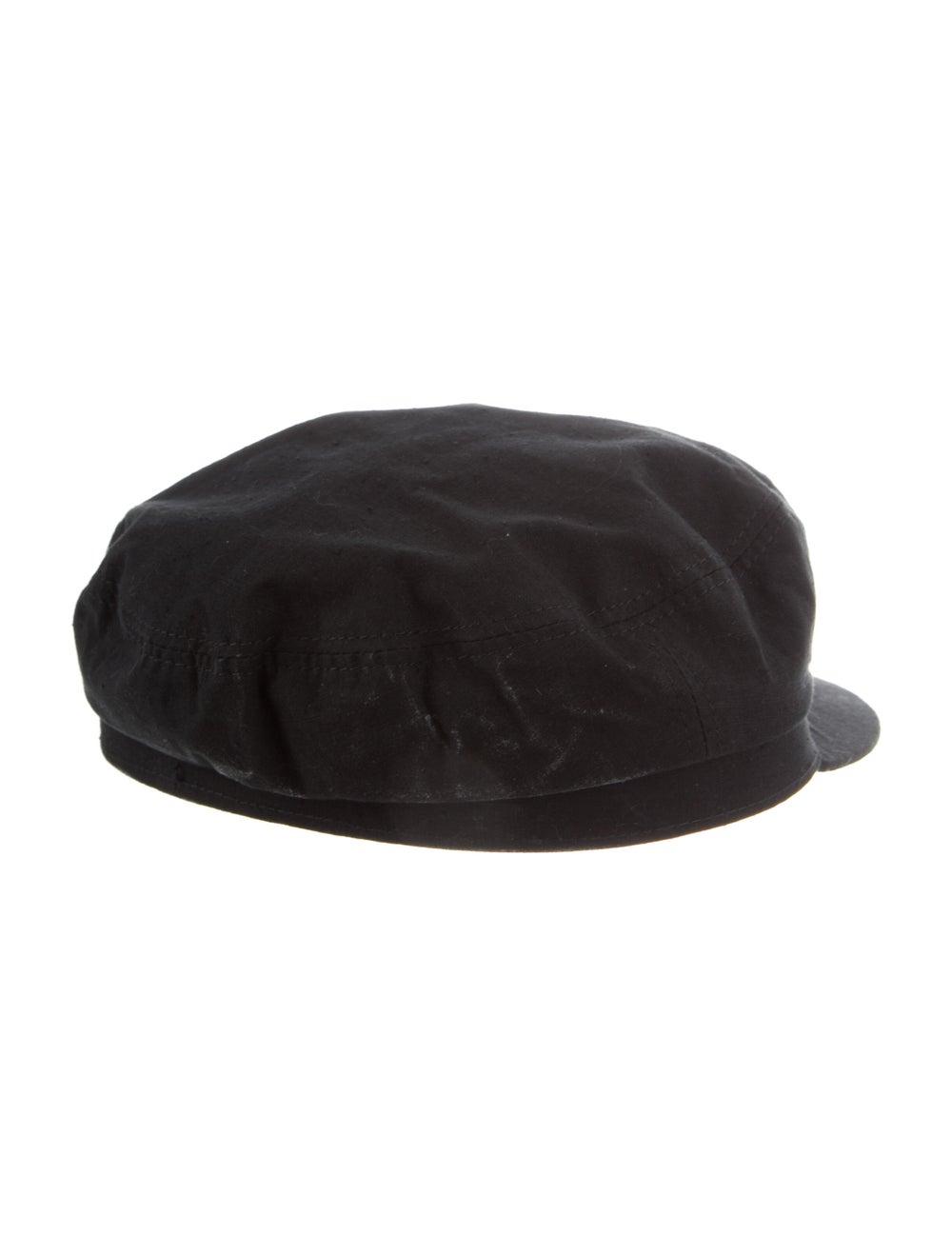 Isabel Marant Newsboy Hat Black - image 2